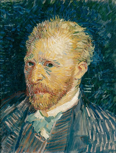 Vincent van Gogh, Portrait of the Artist