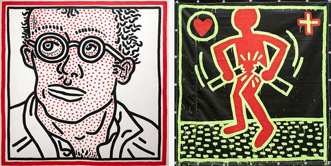 Keith Haring: The Political Line | de Young