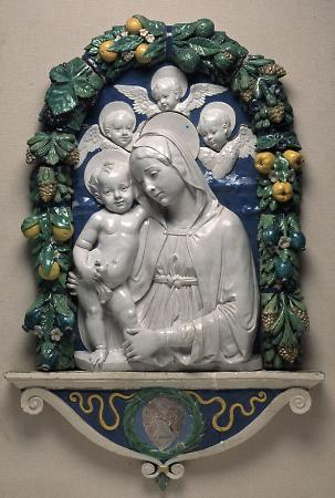 Virgin and Child with Putti