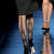 Jean Paul Gaulter fishnet tights
