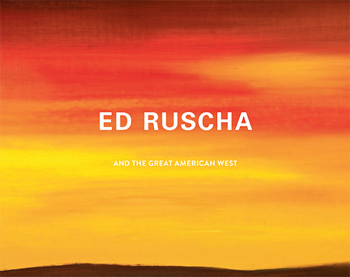 ed ruscha and the great american west de young