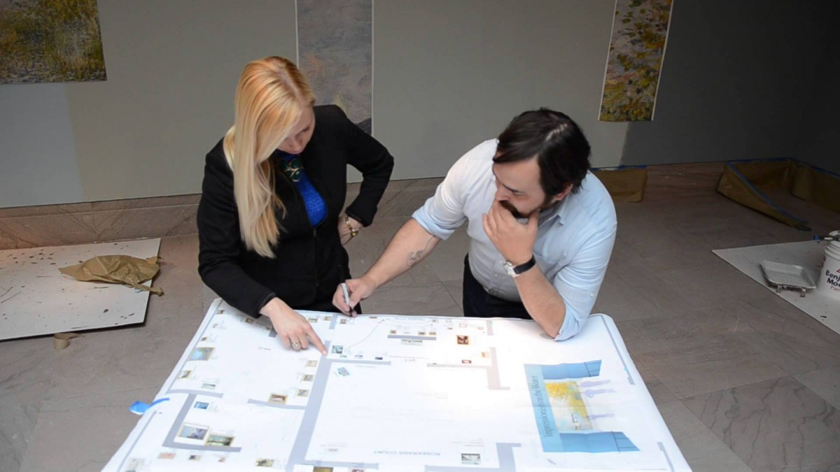 Impressionists on the Water: Planning an Exhibition