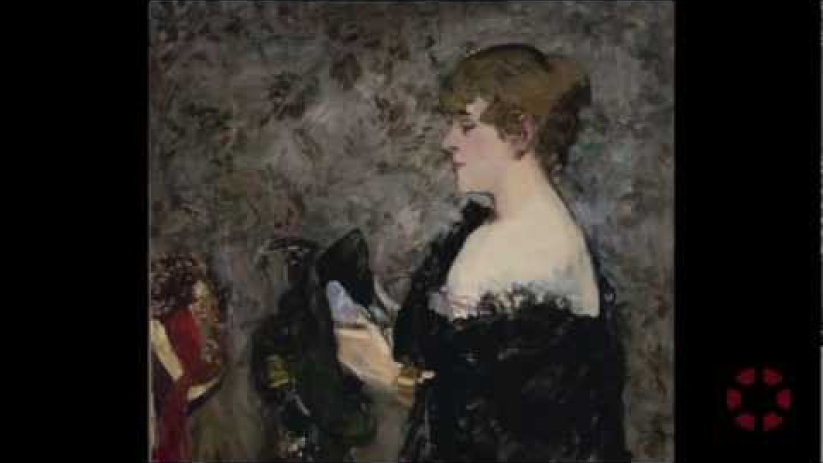Conversations with Colin: Manet's At the Milliners