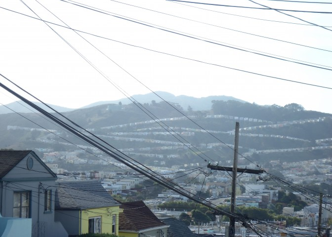 View from Excelsior
