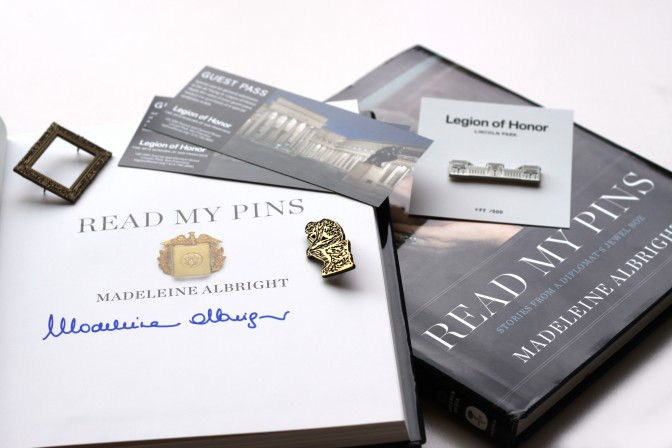 Photo Competition: Win My Pins