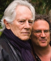 George Brooks and Michael McClure
