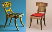 19th-century chairs