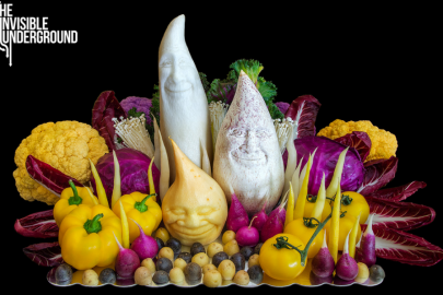 food sculpture