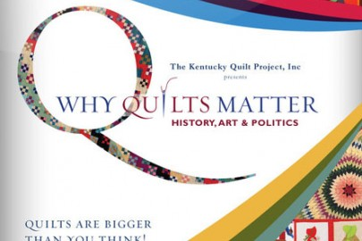 Why Quilts Matter