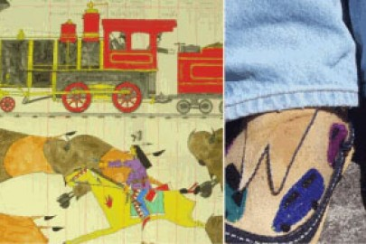 June Artists-in-Residence: Michael Horse and Kim Shuck