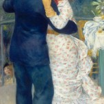 Pierre-Auguste Renoir (1841–1919), A Dance in the Country