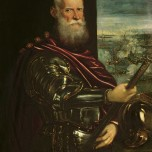 Portrait of Sebastiano Venier (and the Battle of Lepanto)