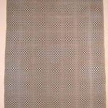 Coverlet, ca. 1960. United States. Cotton; double weave, 233.7 x 166.4 cm (92 x 65 1/2 in.). FAMSF, museum purchase, David and Susan Hodges Fund, 2013.10