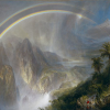 Frederic Edwin Church, Rainy Season in the Tropics, 1866