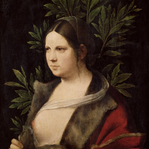 Portrait of a Young Woman (Laura)