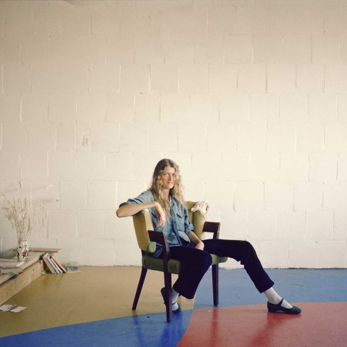 Janet Delaney, Artist in Her Studio, Project One, 10th at Howard Street, 1980. Archival pigment print. Image courtesy of the artist. © 2014 Janet Delaney