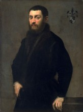 Jacopo Robusti (Tintoretto), Young Man from the Renialme Family, ca. 1547–1548