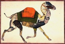 Anonymous Indian artist, Composite Camel, 19th century