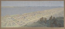 Guérin, Panoramic View of the Panama-Pacific International Exposition, 1913