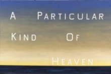 "Ed Ruscha, ""A Particular Kind of Heaven"", 1983"