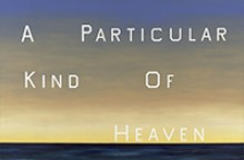 Ed Ruscha, 'A Particular Kind of Heaven',1983