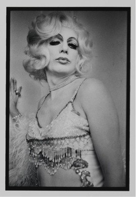Anthony Friedkin photograph of Jean Harlow