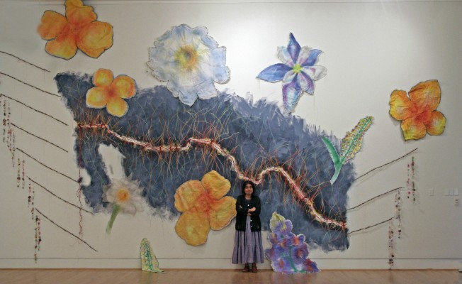 Consuelo Jimenez Underwood, Undocumented Border Flower