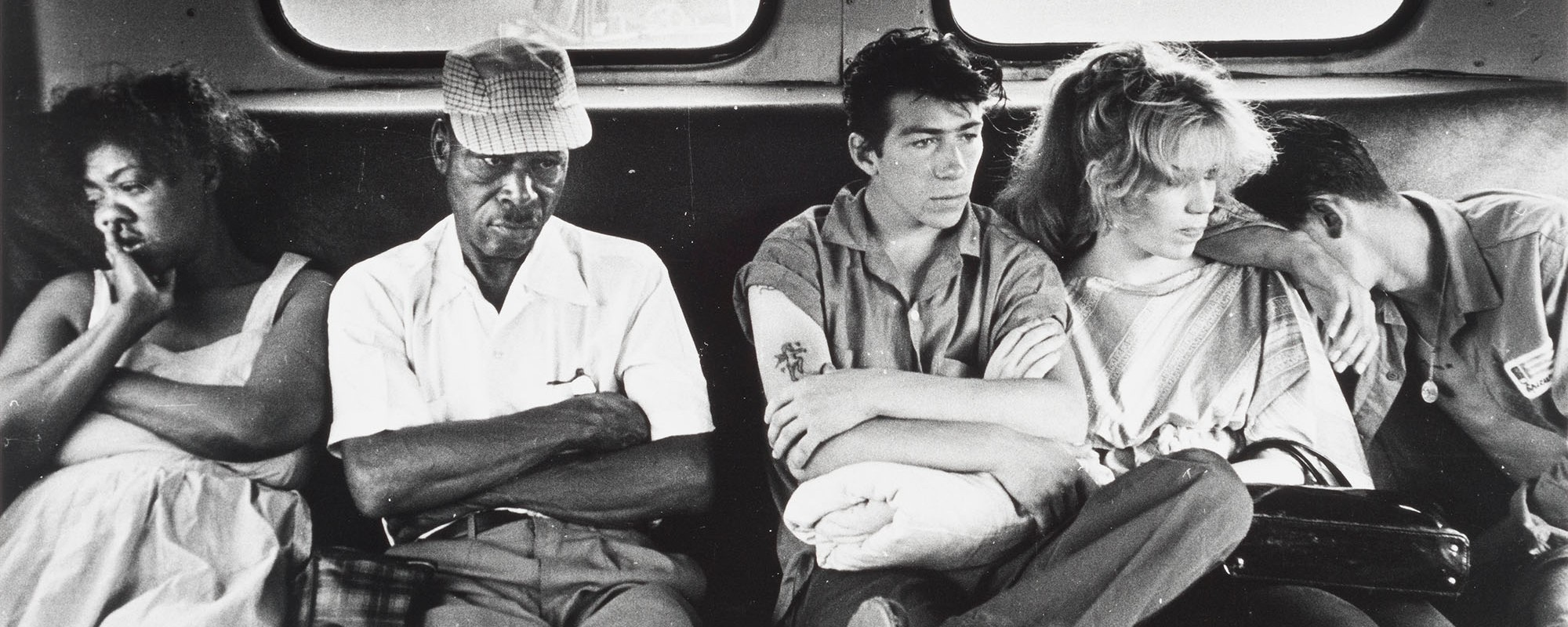 Bruce Davidson: Gifts from the Collection