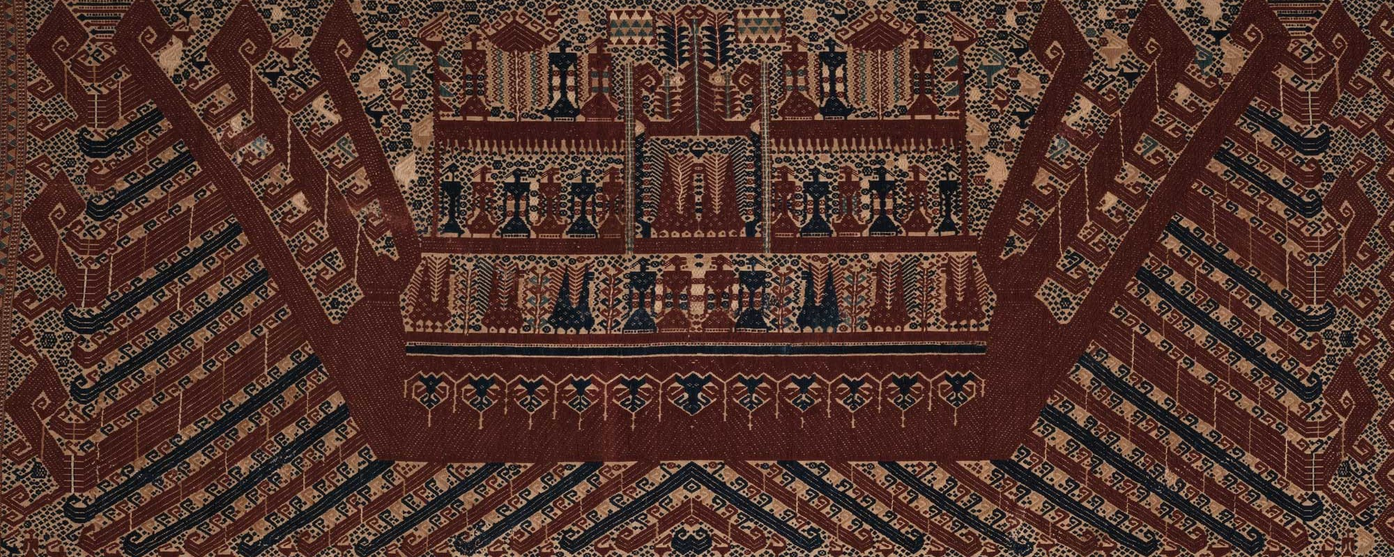 The Sumatran Ship Cloth