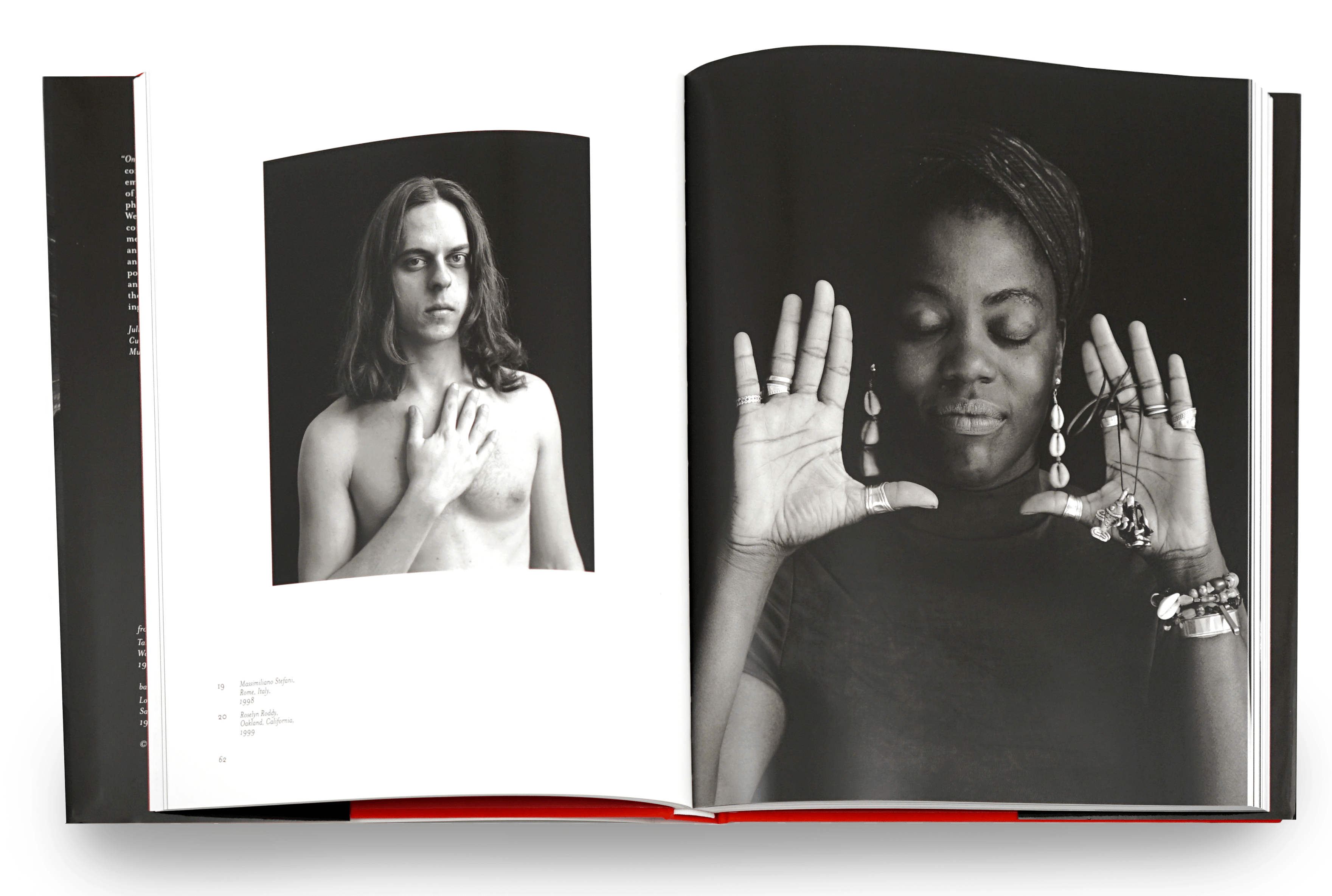 Judy Dater catalogue, de Young museum