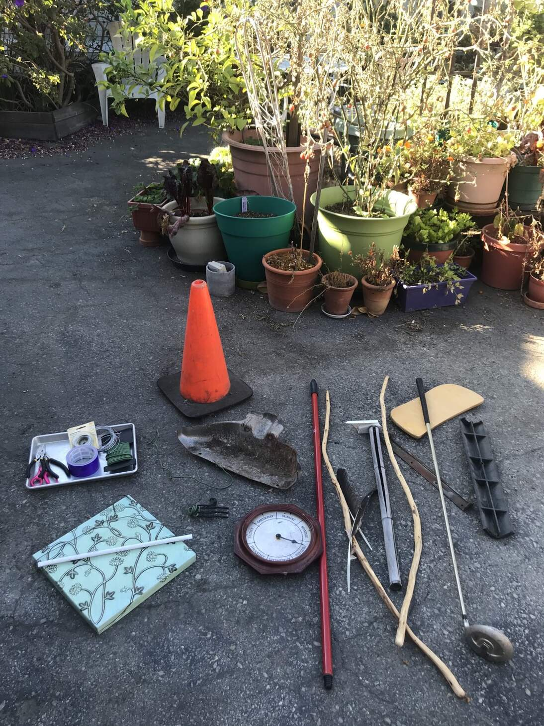 de Youngsters Studio: Yard Show Art Making Inspired by Joe Minter