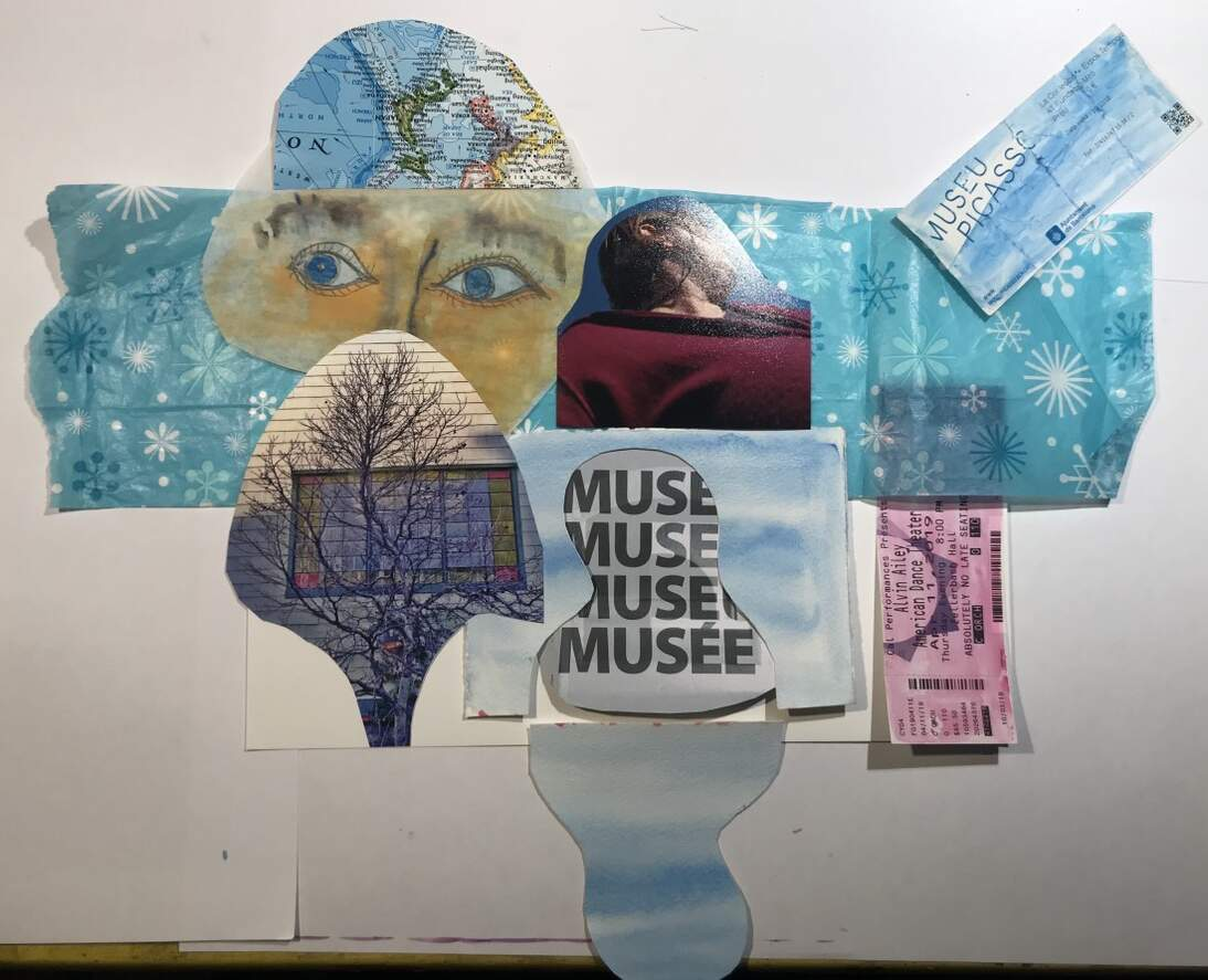de Youngsters Art Party: Pieces of Me