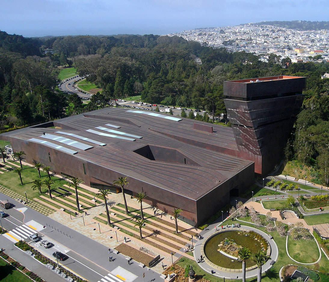 The de Young at 125