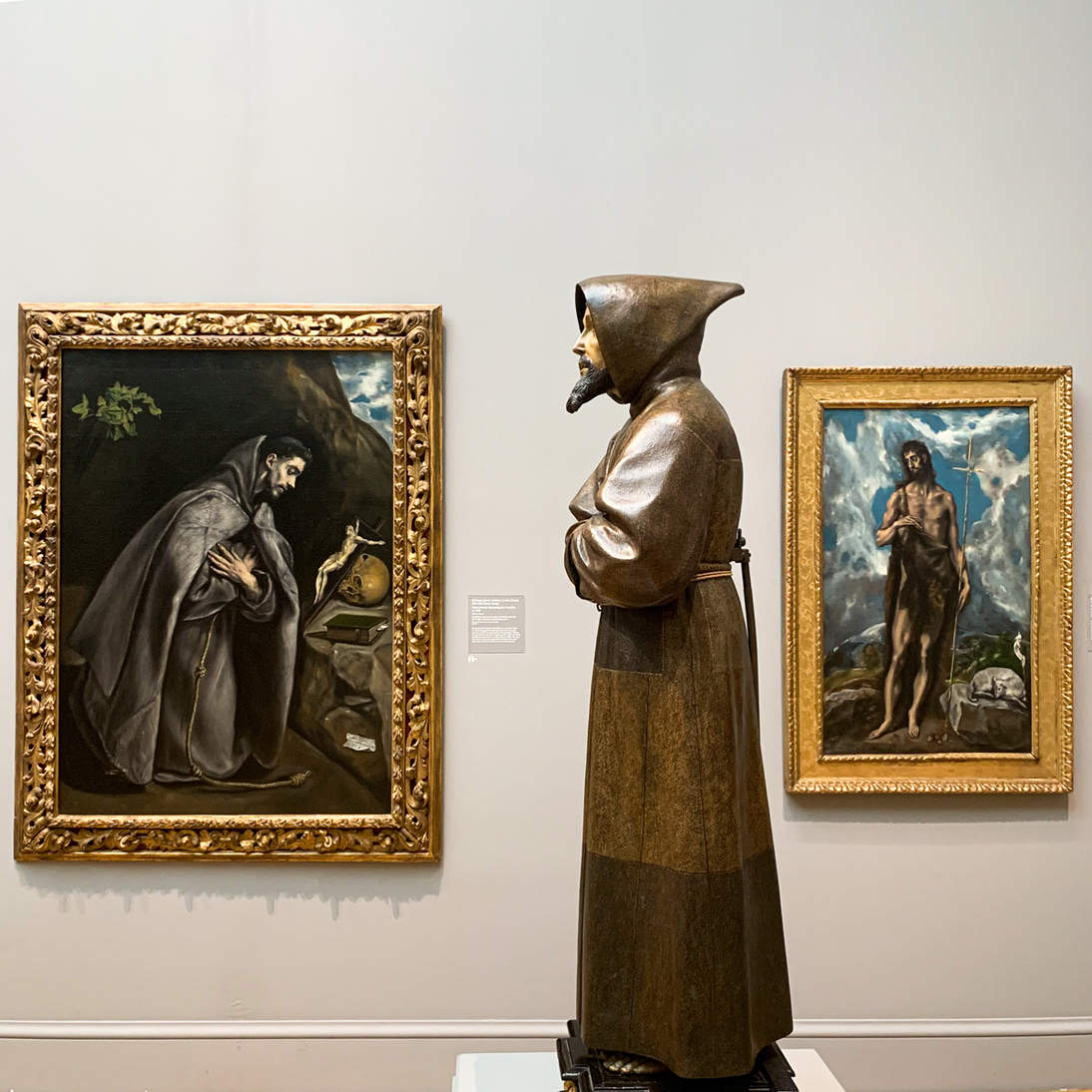 """""""Saint Francis"""" on view at the Legion of Honor"""