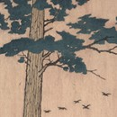 Elizabeth Colwell, The Great Pine (detail), 1908