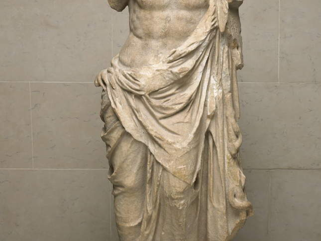 Statue of Asklepios