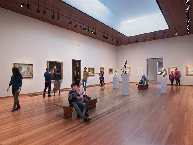 de Young museum current exhibitions