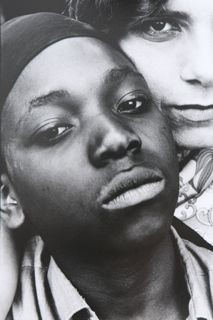 Anthony Friedkin Gay Couple Black White Young Boys 1970 From
