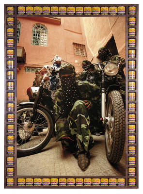 Hassan Hajjaj Gang of Marrakesh