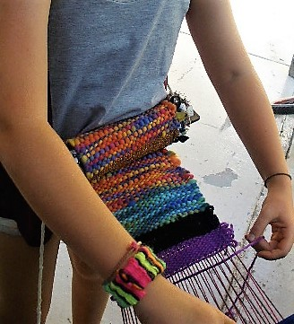 Backstrap weaving with Peopleologie