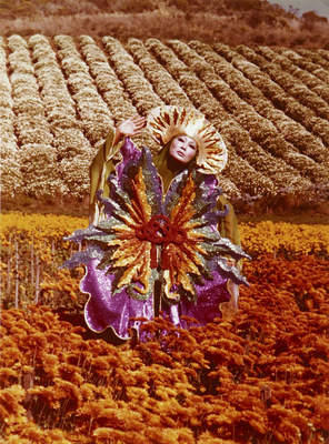 Kaisik Wong, Harvest (from I Ching), ca. 1976