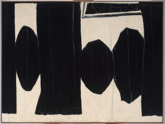 Robert Motherwell,At Five in the Afternoon, 195