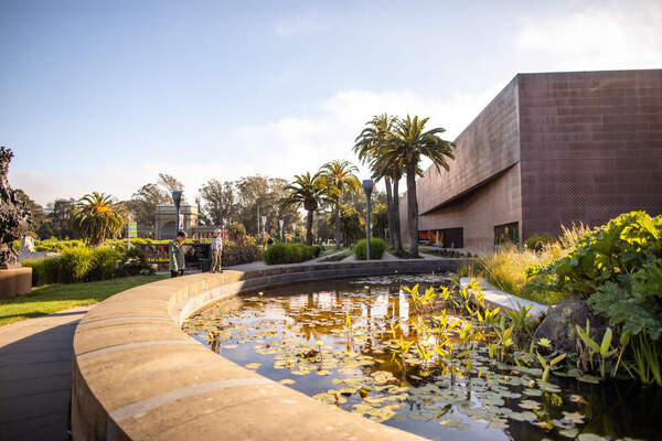The de Young Museum in Golden Gate Park Reopens with Members-Only Days on March 4 and 5, 2021,