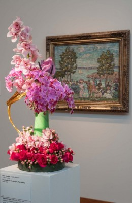 bouquets to art member only preview de young