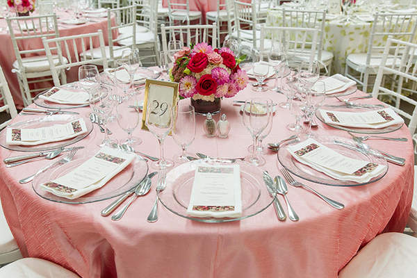 Bouquets to Art Elegant Catered Luncheon