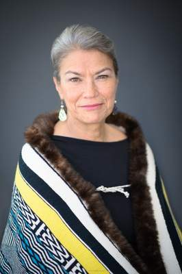 """Textile Arts Council Annual Sinton Lecture: """"The Northwest Coast Wool Textiles; Cultural Use, History And Contemporary Revival"""""""