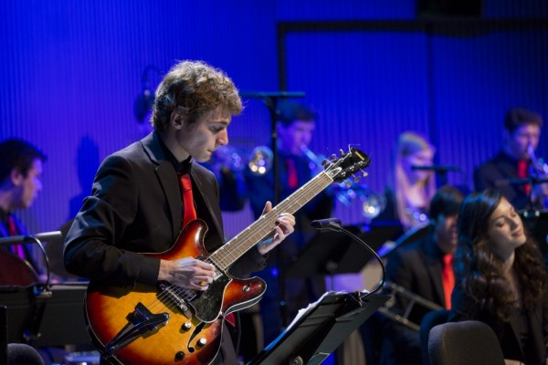 SFJAZZ High School All-Stars Performance   de Young