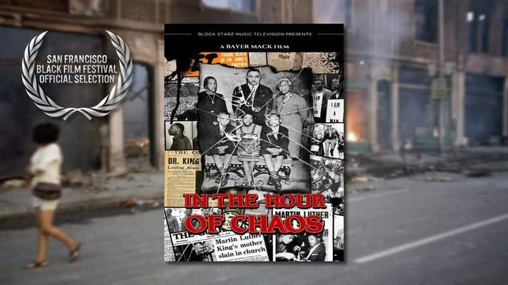 In the Hour of Chaos film about Martin Luther King, Sr.