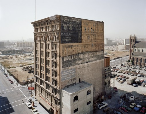 Janet Delaney, Merchantile Building, Mission at Third Street, 1980