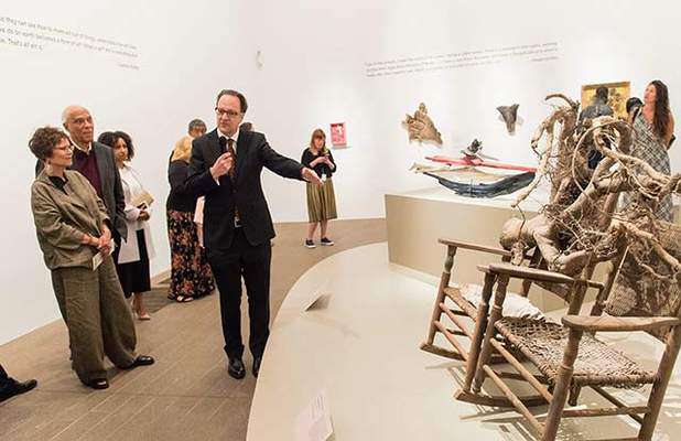 Timothy AnglinBurgard, Ednah Root Curator-in-Charge of American Art